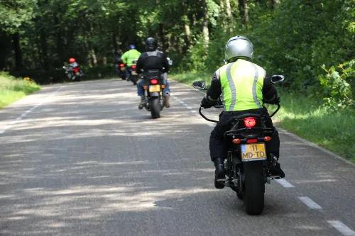 Motorrijbewijspoint Papendrecht motor lesplan