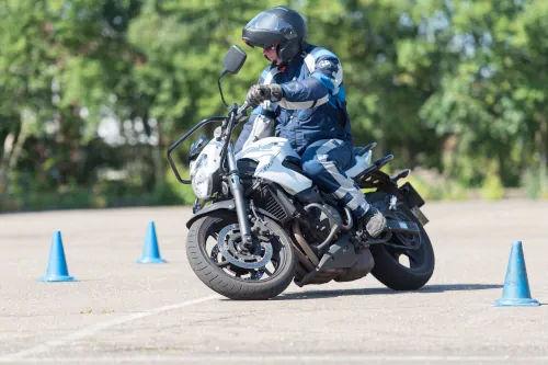 Motorrijbewijspoint Papendrecht motor rijtest
