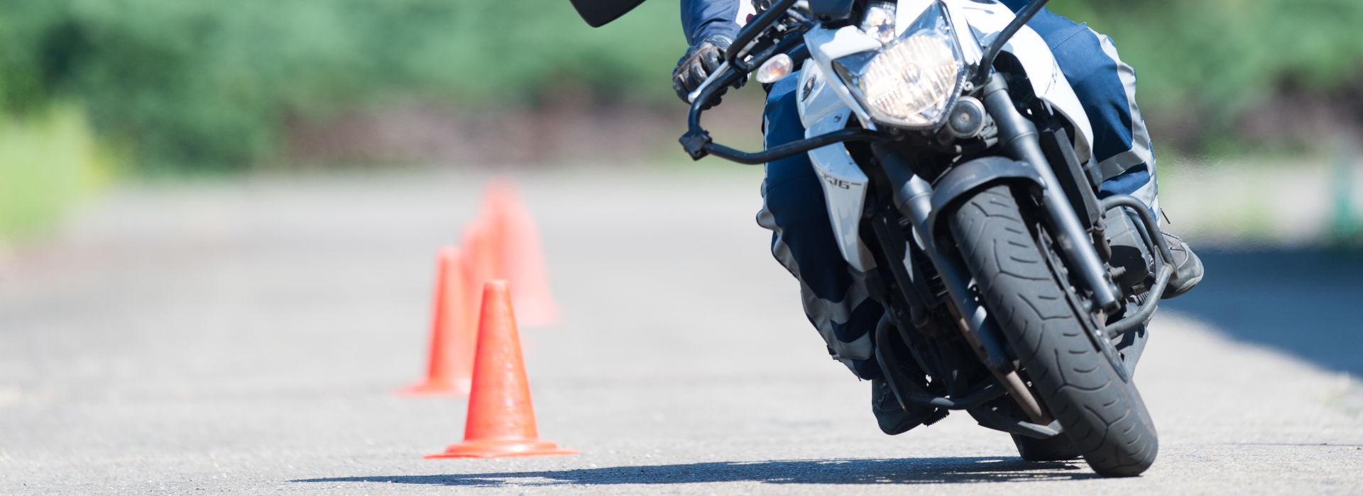 Motorrijbewijspoint Papendrecht motor rijvaardigheid
